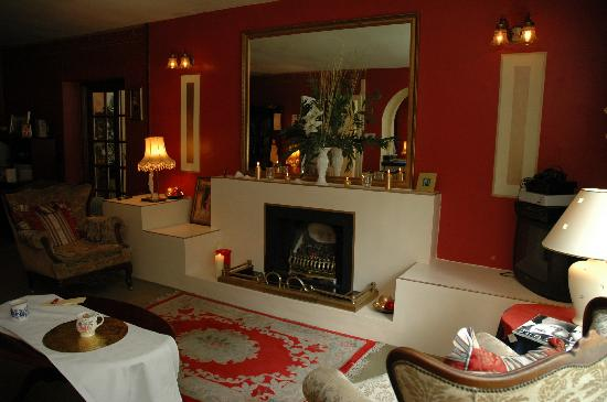 Aisling Bed and Breakfast: Sitting Room