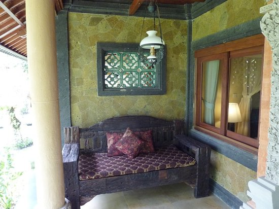Ananda Cottages: My porch