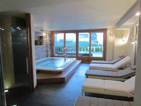 Sottovento Luxury Hospitality: SPA