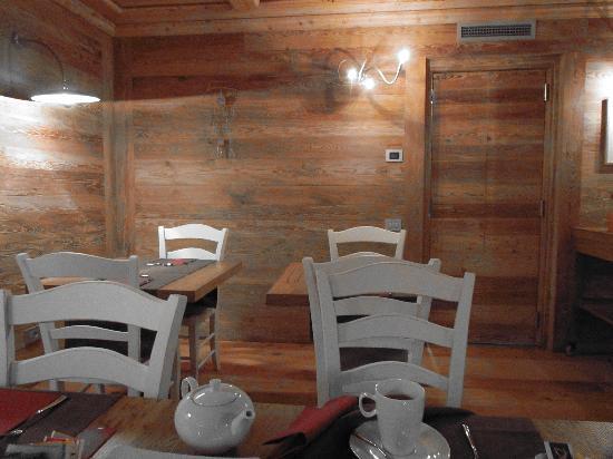 Sottovento Luxury Hospitality: sala colazioni