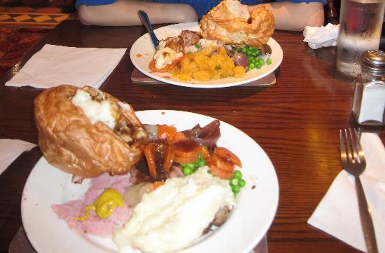 Toby Carvery: Roast