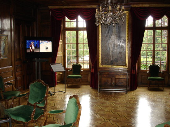 Musee de la Confrerie : Auch die Räumlichkeiten selber sind sehenswert