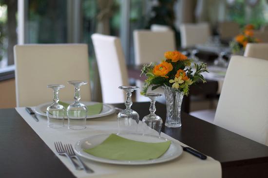 Hotel Miramonti: sala