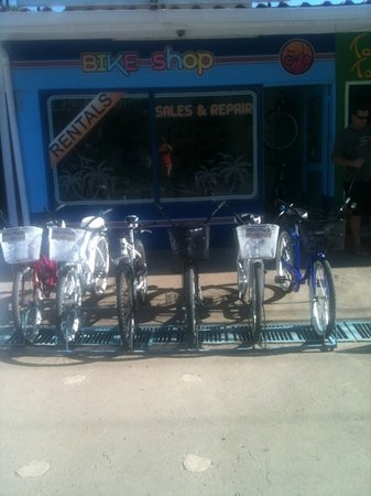Bike Shop Tamarindo