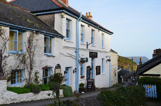 The Ship Inn: Ship Inn Portloe