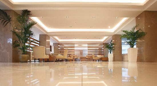 Brilliant Hotel Apartments: Brilliant Lobby