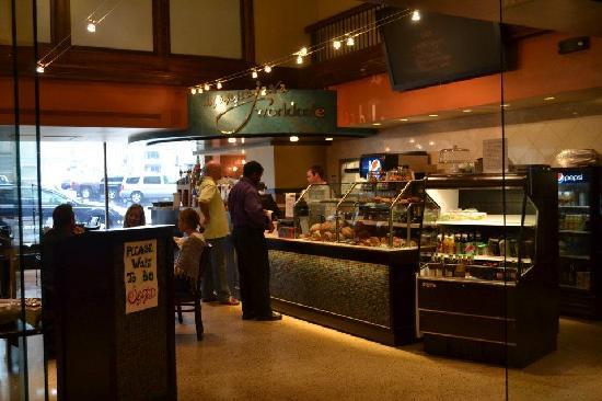 Manna Java World Cafe
