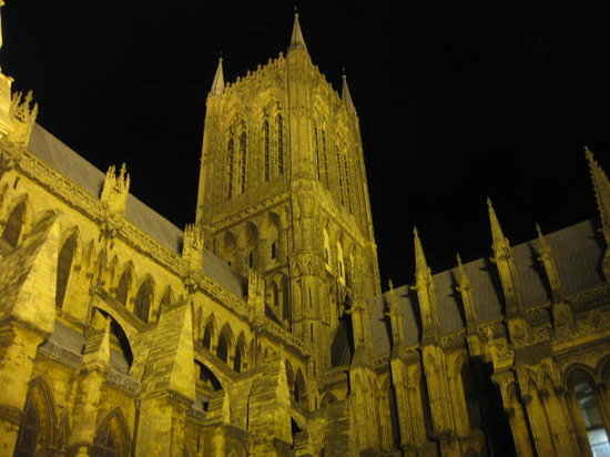 Lincoln, UK: Cathedral