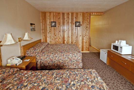 Cedar Lodge Inn : Newly Remodeled Rooms
