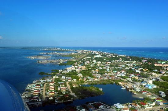 Grand Caribe Belize Resort and Condominiums: San Pedro Landing