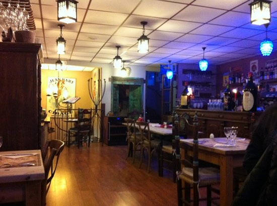 Balaruc-les-Bains, France: salle restaurant