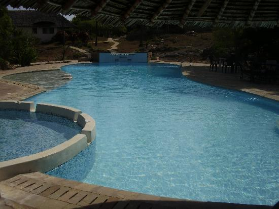 Hillpark Tiwi: very clean pool