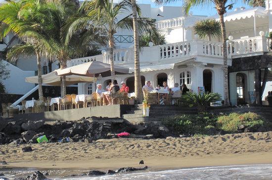 Restaurante Terraza Playa