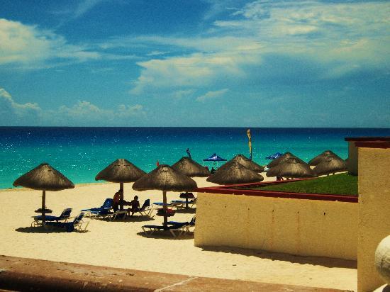 Marriott Cancun Resort: la spiaggia