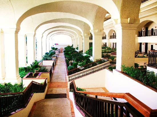 CasaMagna Marriott Cancun Resort: struttura hotel