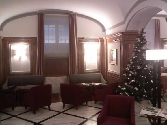 Hotel Arcangelo: salón
