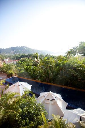 La Quinta Troppo: The view from our room, Neptuno