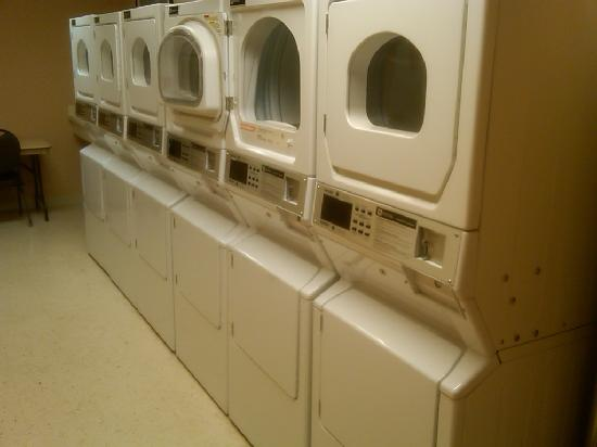 Residence Inn Charlotte Uptown: The Best Hotel Laundry Room