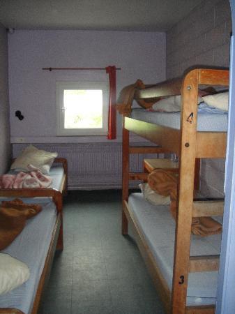 Auberge de Jeunesse Marseille-Bonneveine : chambre