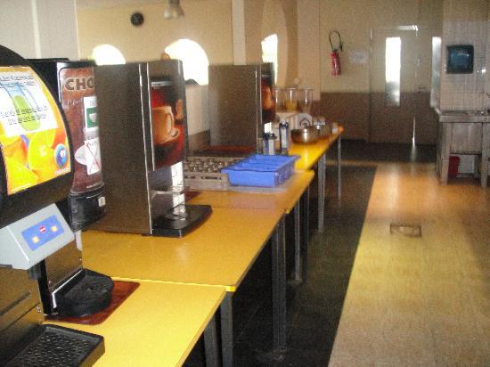 Auberge de Jeunesse Marseille-Bonneveine : petit déjeuner