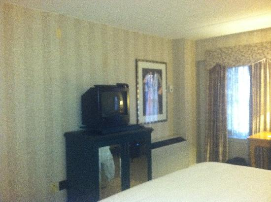 The Latham Hotel: TV
