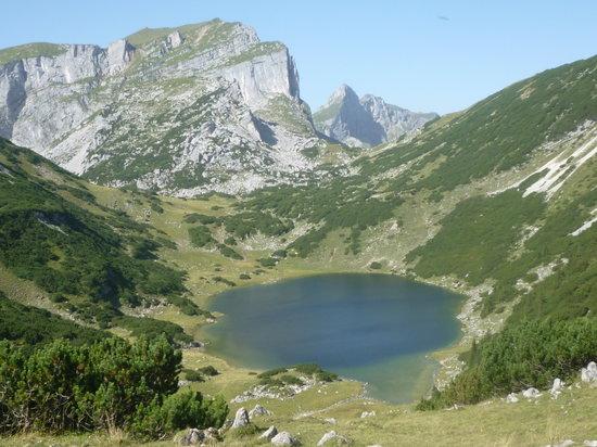 Munster, Østrig: Lago Zireiner