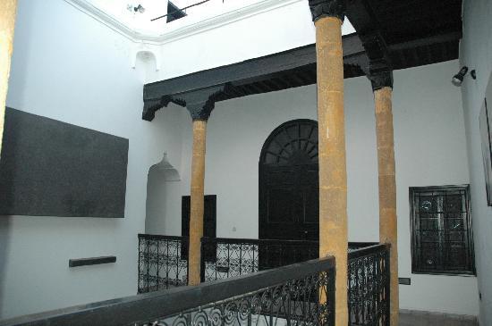 Riad7 : étage