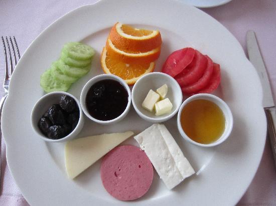 Tekeli Konaklari: Breakfast
