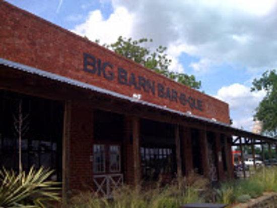 BIG BARN BAR-B-QUE: Welcome to Big Barn