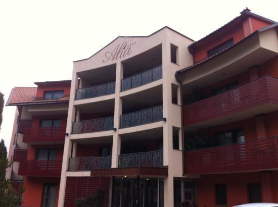 Alia Appart-Hotel: alia