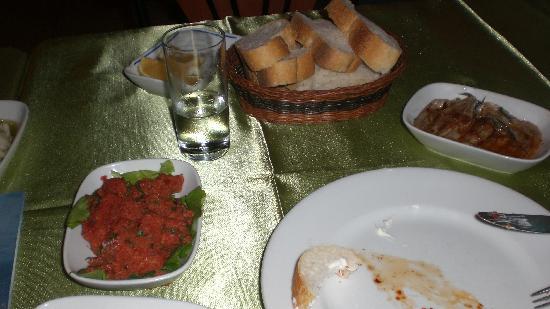 Boncuk Restaurant: Excellent food!