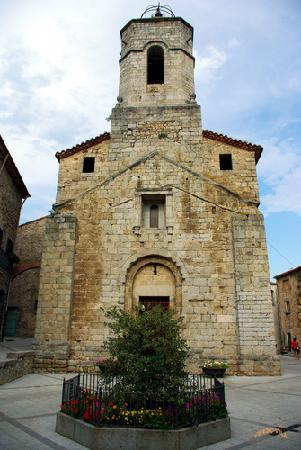Hotel La Quadra: iglesia