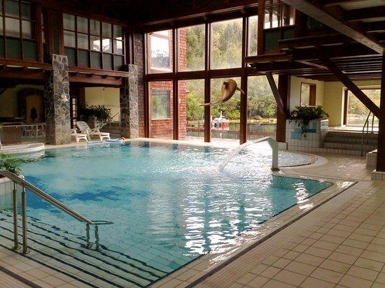 Puyuhuapi Lodge & Spa: Spa Hotel