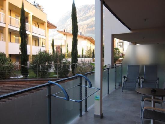 Alia Appart-Hotel: balcone