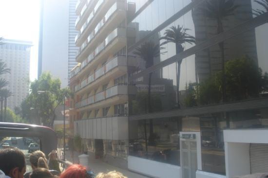 Hotel Palace: vista exterior