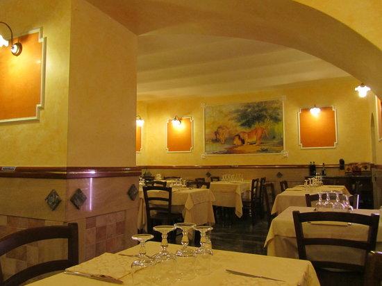 Trattoria Leoni D'Abruzzo, Rome - Esquilino - Restaurant ...