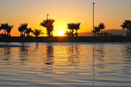 Gran Melia Palacio de Isora Resort & Spa : Sunset