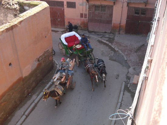 "Riad Suliman: Some of the ""traffic"""