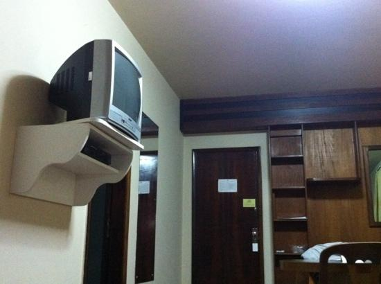 TV Vista Da Cama Picture Of Map Hotel Lages TripAdvisor - Lages map