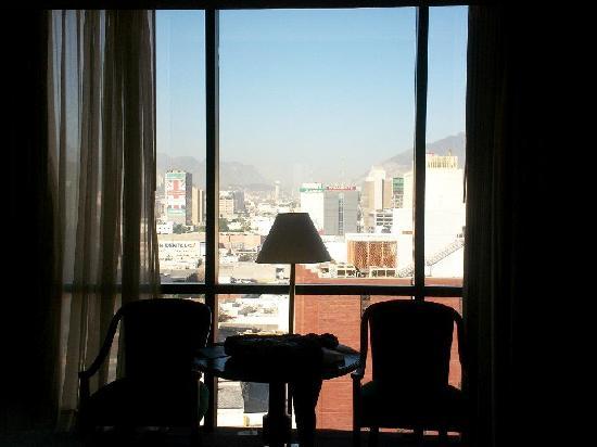 Krystal Monterrey: Vista desde la habitacion