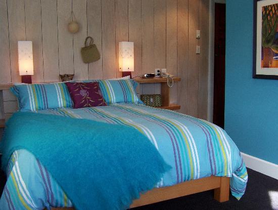 McCormick House Luxury Accommodation: Boatshed  room