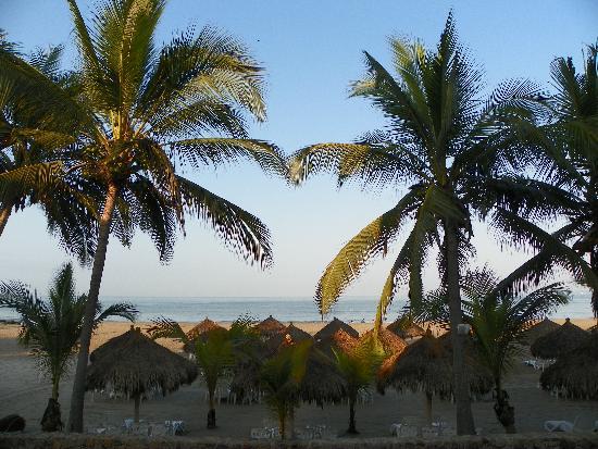 Villa Varadero Hotel & Suites: Vista desde la habitación