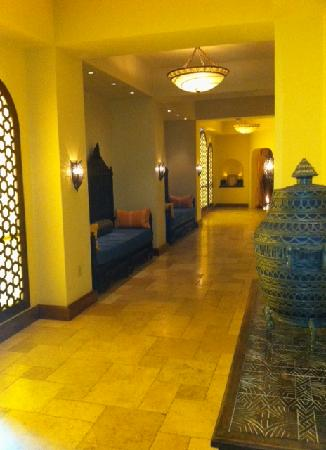 Joya Spa at Omni Scottsdale Resort: BEAUTIFUL ENTRY TO SPA
