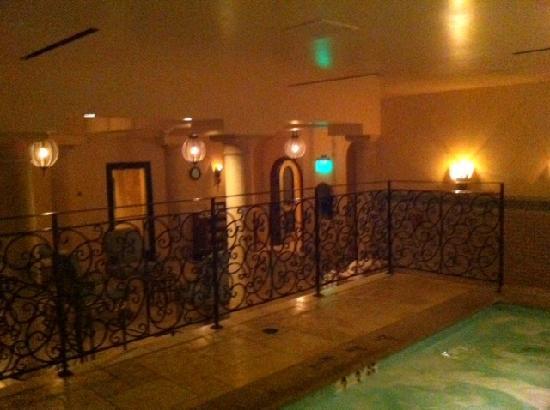 Joya Spa at Omni Scottsdale Resort: WET AREA ...SWEET!