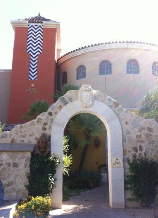 Joya Spa at Omni Scottsdale Resort: SPA EXTERIOR...