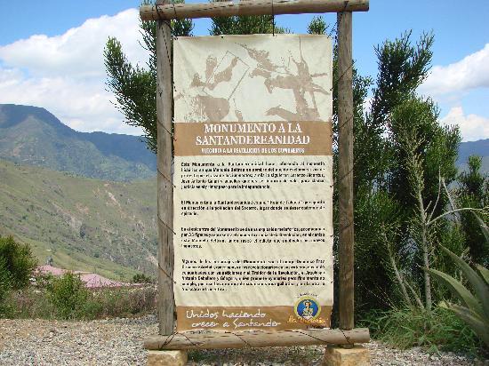 Parque Nacional de Chicamocha: parque