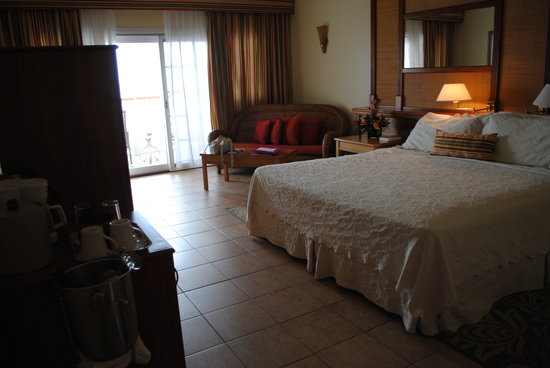 Fort Young Hotel: The Oceanview Suite