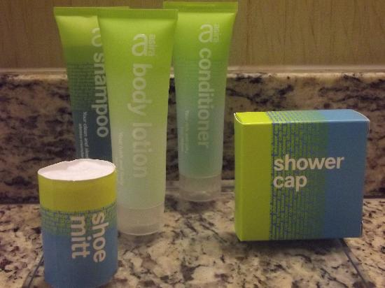 Radisson Hotel Yuma: Toiletries