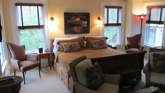 Bass Cottage Inn : Room #4