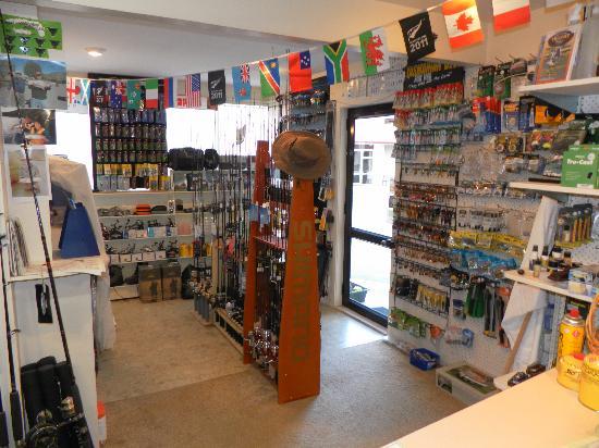 ASURE Sierra Motel: The Fishing Shop